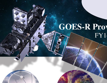 NASA/GOES-R Annual Report Cover